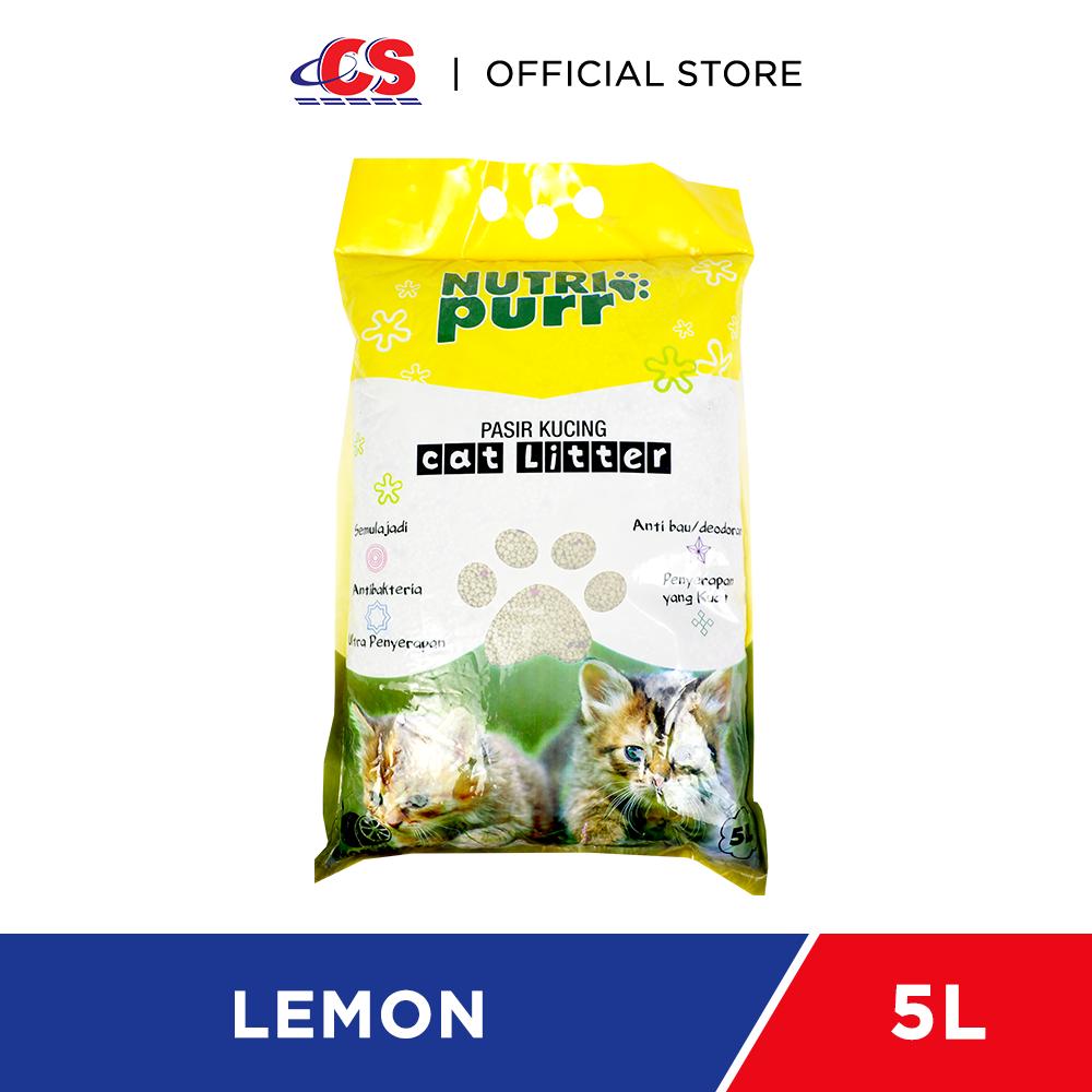 NUTRI PURR Cat Litter Lemon 5L