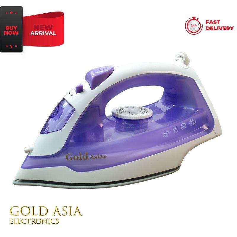 Gold Asia Steam Iron Ga 1400