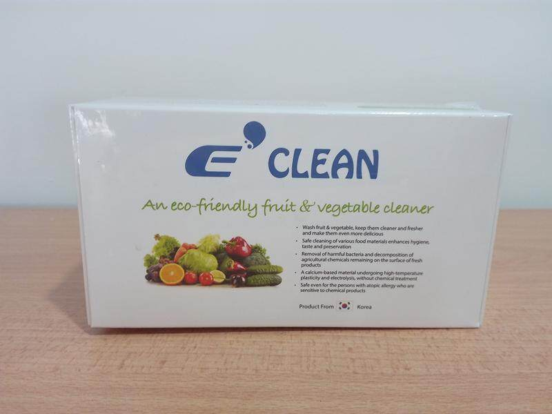 E-CLEAN 1.5GM X 20PACKS