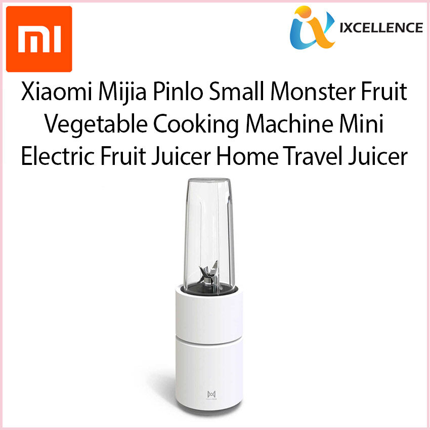 [IX] Xiaomi Mijia PINLO Small Monster Fruit Vegetable Electric Juicer Blender Machine