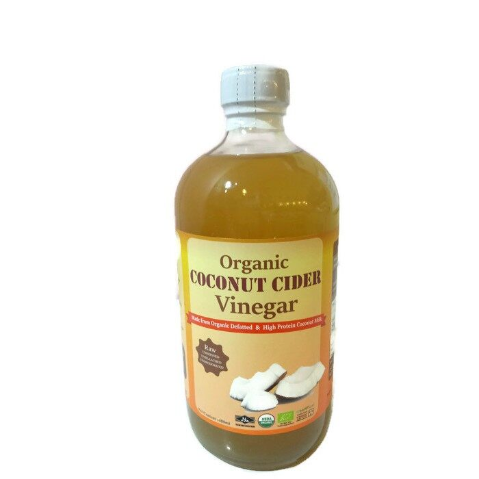 Mamami Shoppe-Organic Coconut Cider Vinegar 480ml