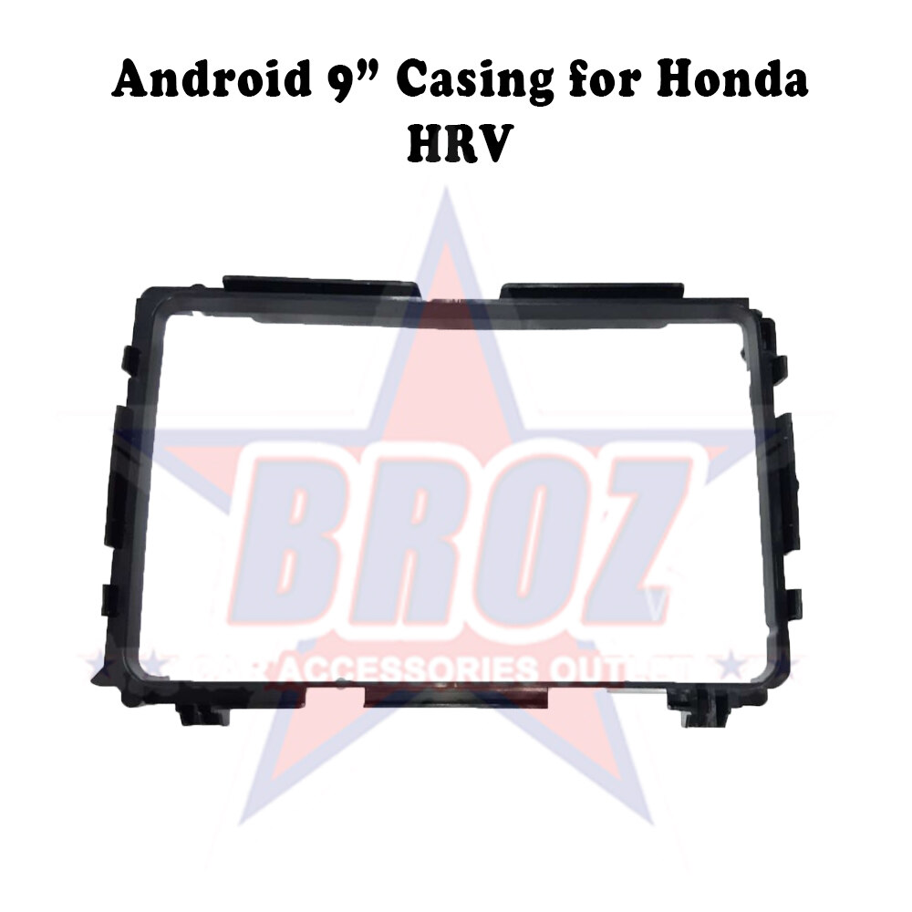 9 inches Car Android Player Casing for HRV