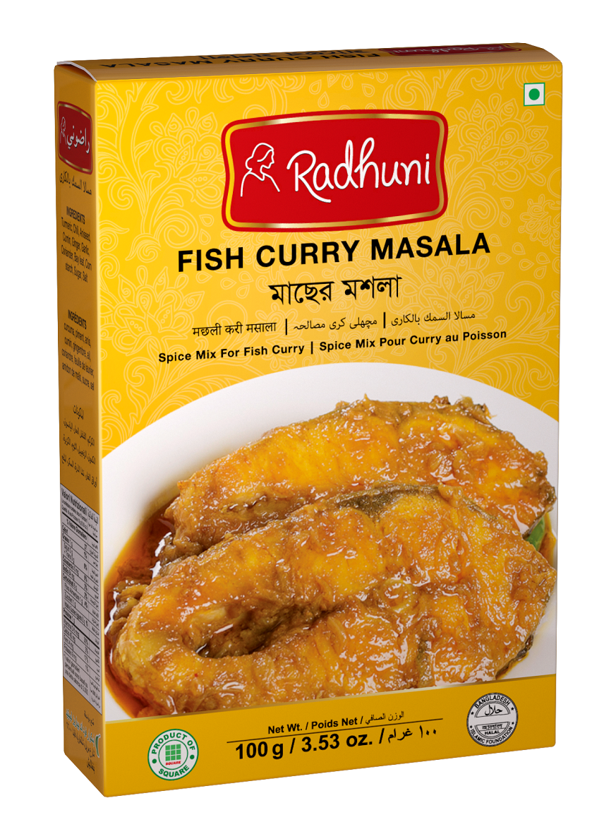 Radhuni Fish Curry 125 gm