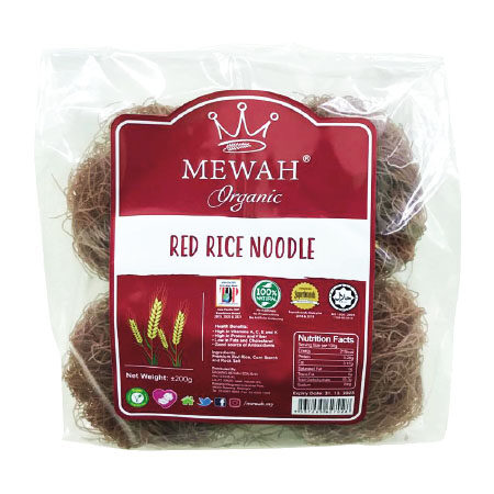 Mewah Natural Red Rice Noodle