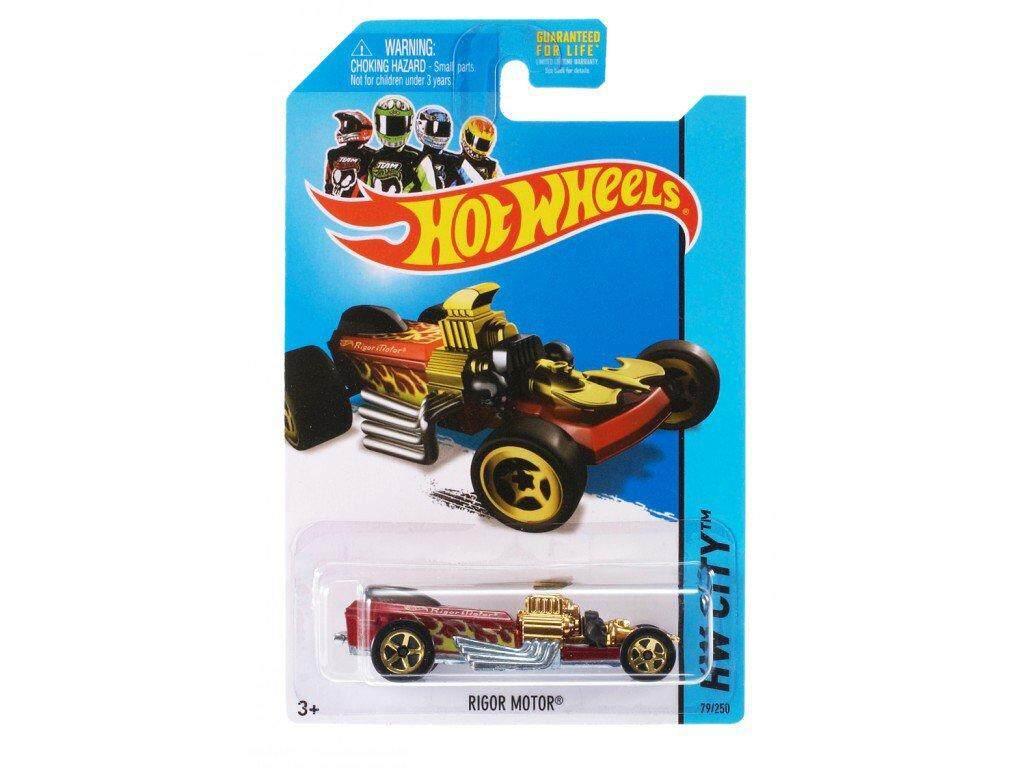 [HOT WHEELS] Worldwide Basic Car Assortment (3 yrs+) Toys for boys