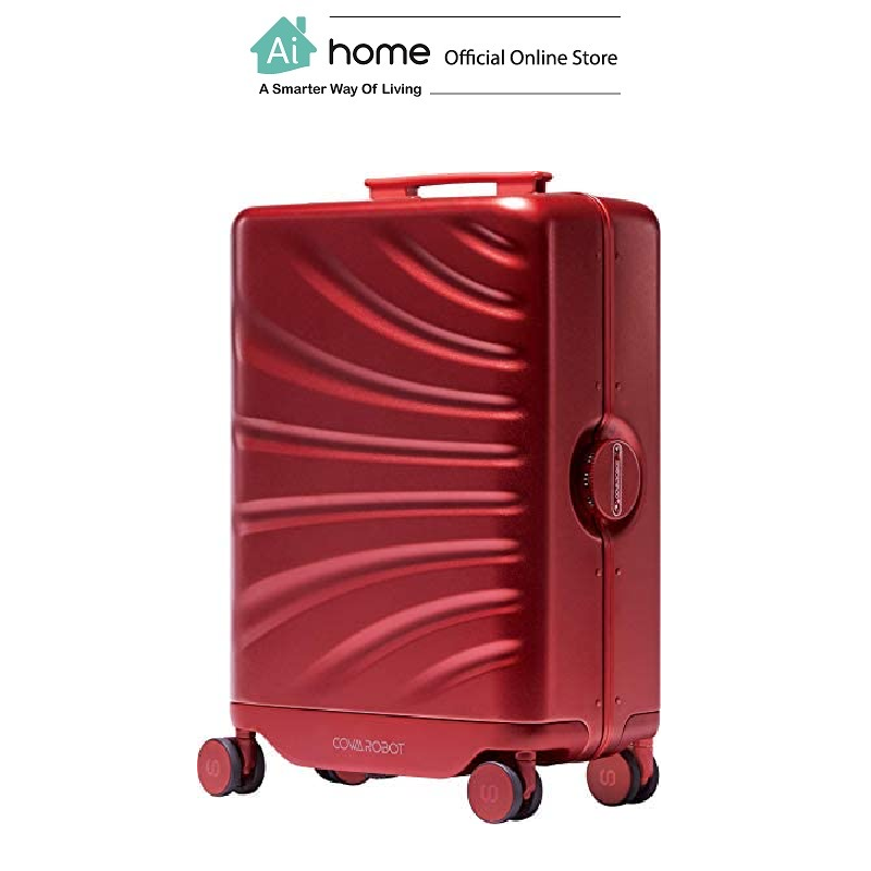 """COWAROBOT Robotic Suitcase 20"""" CWL16R1L [ Smart Travel ] with 1 Year Malaysia Warranty [ Ai Home ] CR20R"""