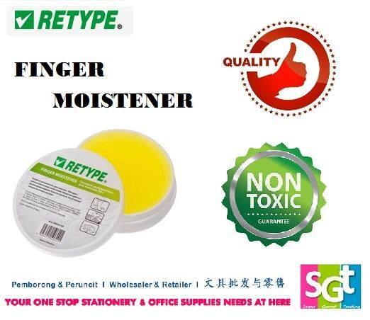 RETYPE Finger Moistener