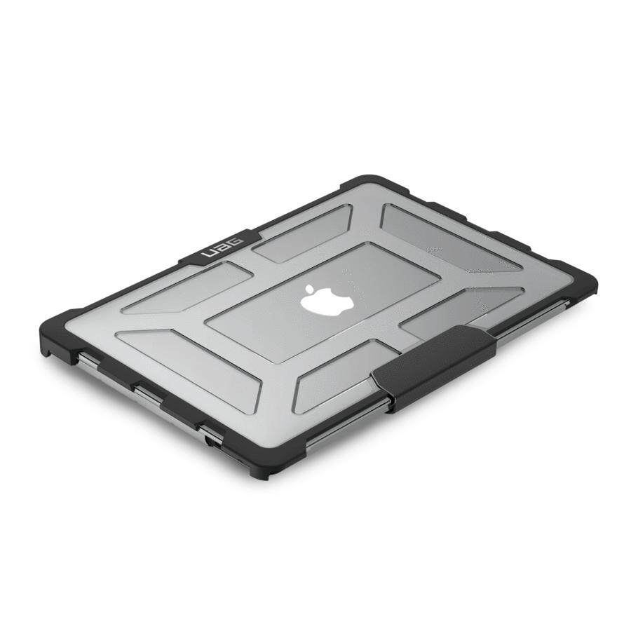 "Original UAG - Plasma Case for Macbook Pro 15"" With Touch Bar (4TH Gen 2016-2018), Ice/Black"