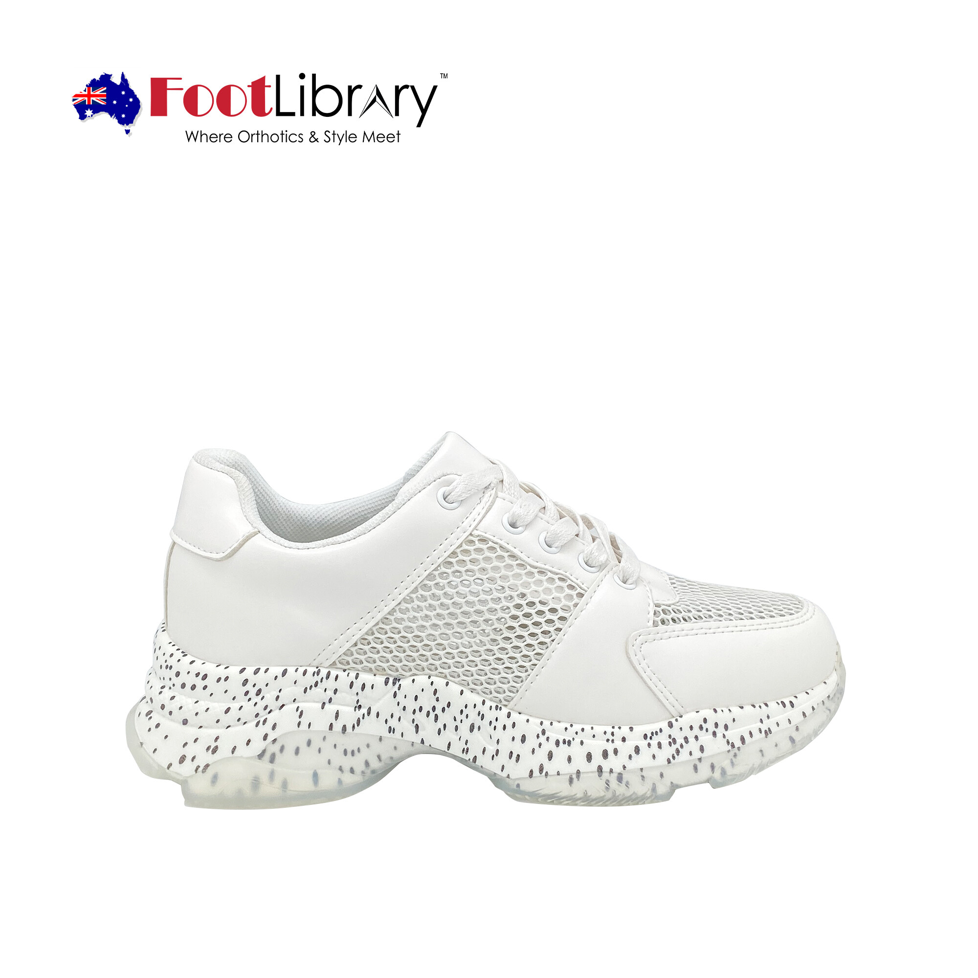 FootLibrary Women Shoes - BROOKLYN (MX003)