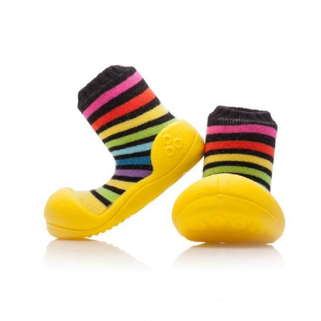 ATTIPAS RAINBOW YELLOW L