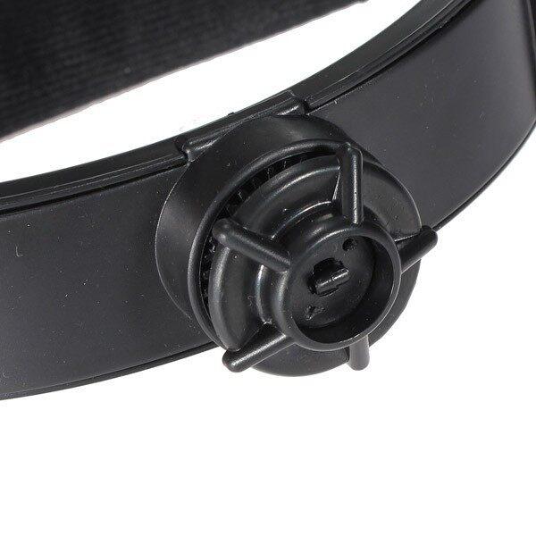 Cool Gadgets - Solar Auto Darkening Welder Mask Headband Auto Dark Helmet AccessoDB - Mobile & Accessories