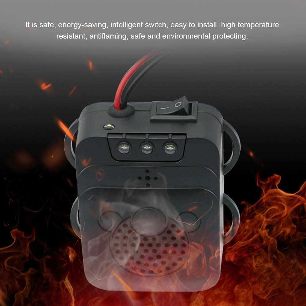 Ultra-sonic Vehicle Mounted Rat Repellent Protecting Automobile Circuit Mousetrap Stop And Starts Automatically Rat Repeller Mouse Repeller (Standard)