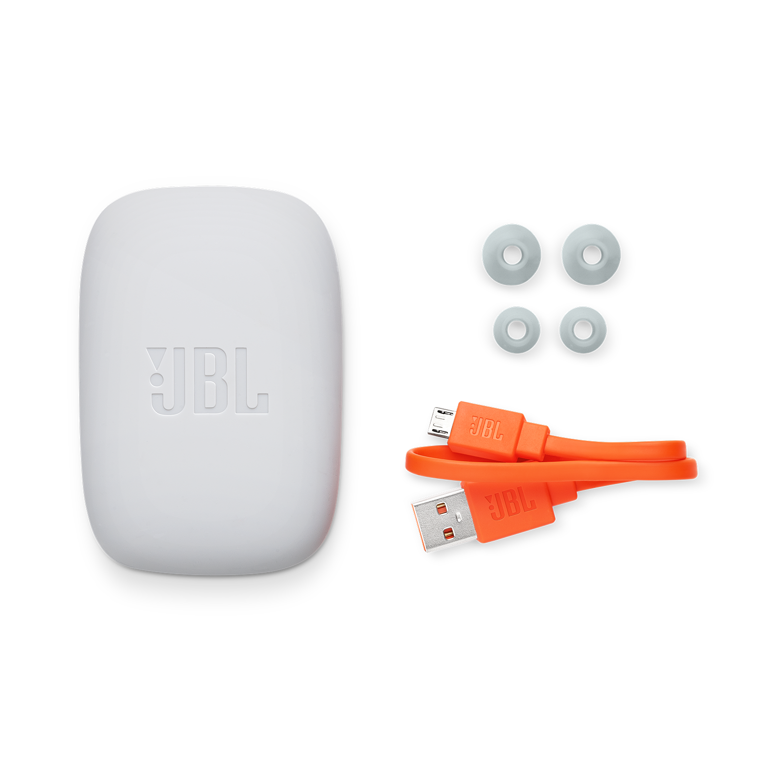 JBL Endurance Jump Wireless in-Ear Sport with PowerHook, comfort and stability, waterproof