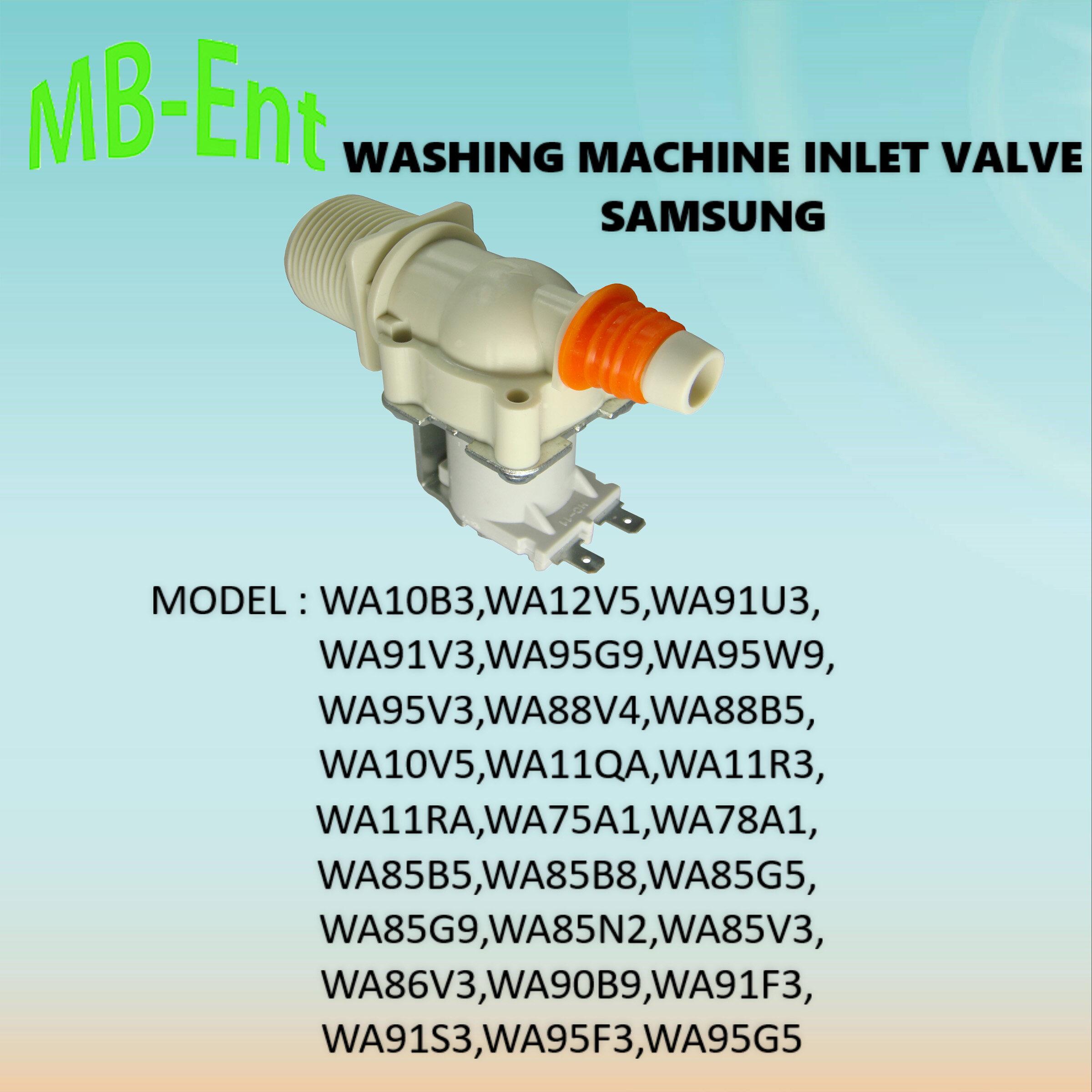 MY BAJET ELEKTRONIK INLET VALVE SAMSUNG WA10B3