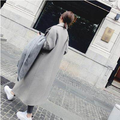 (Pre Order14 Days JYS Fashion Korean Style Women Winter CoatCollection522-4096col522-4096--Grey-S
