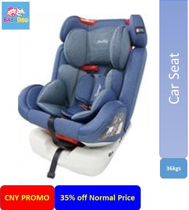 ANAKKU GUARDIAN CAR SEAT (161-418 BE/RD/GY)