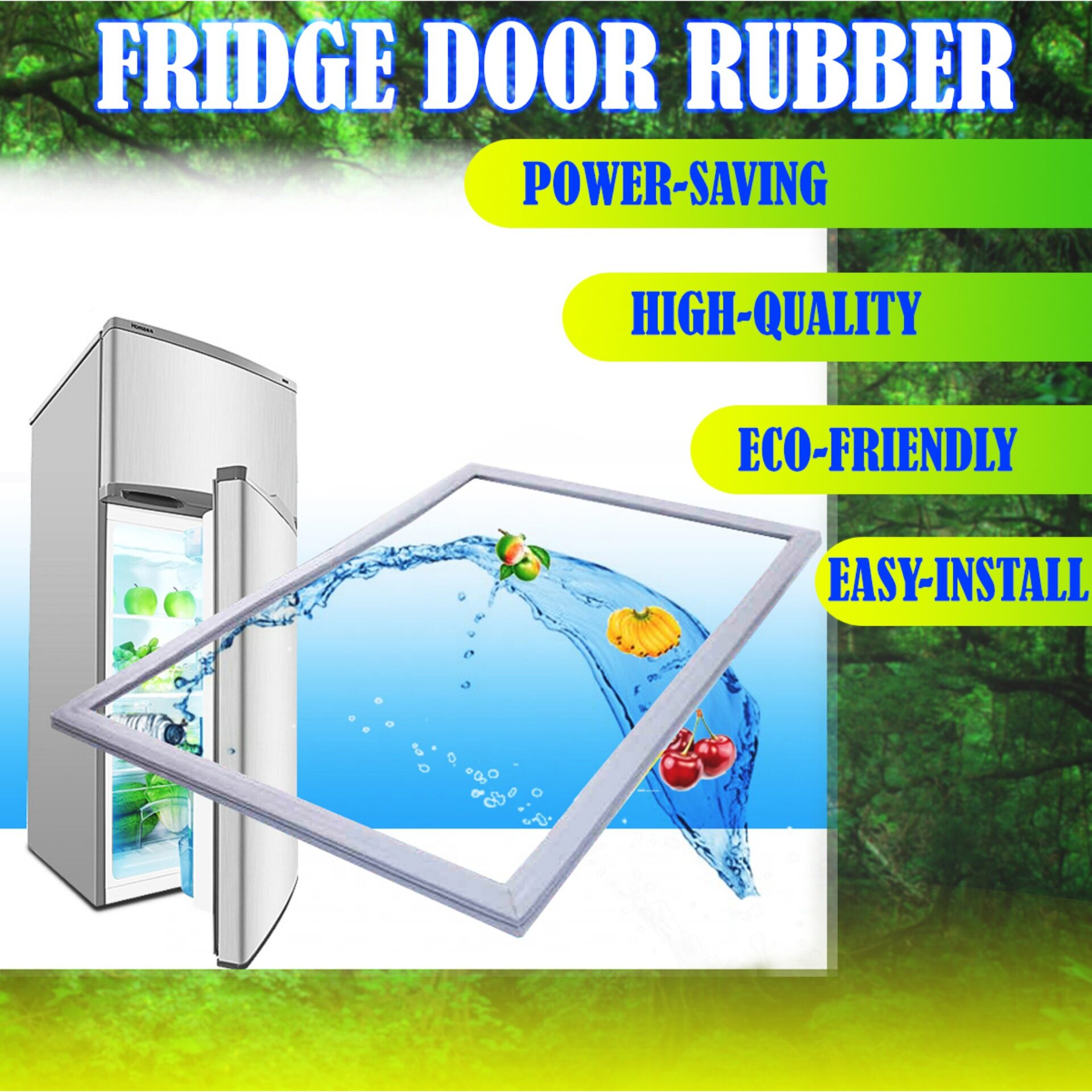 [PRE ORDER] RT21MHSS SAMSUNG FRIDGE DOOR RUBBER