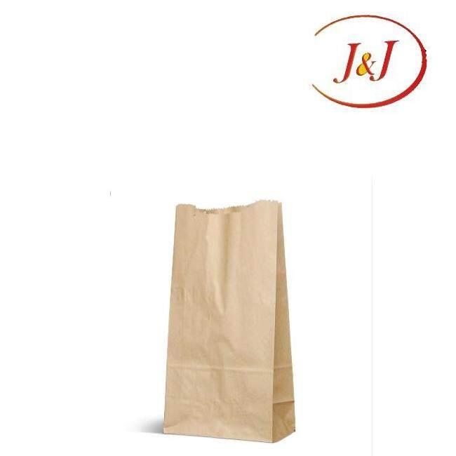 MELLENNIUM HORSE Paper Bag Food Wrapper / Beg Kertas Pembungkus Makanan, 6s (L)