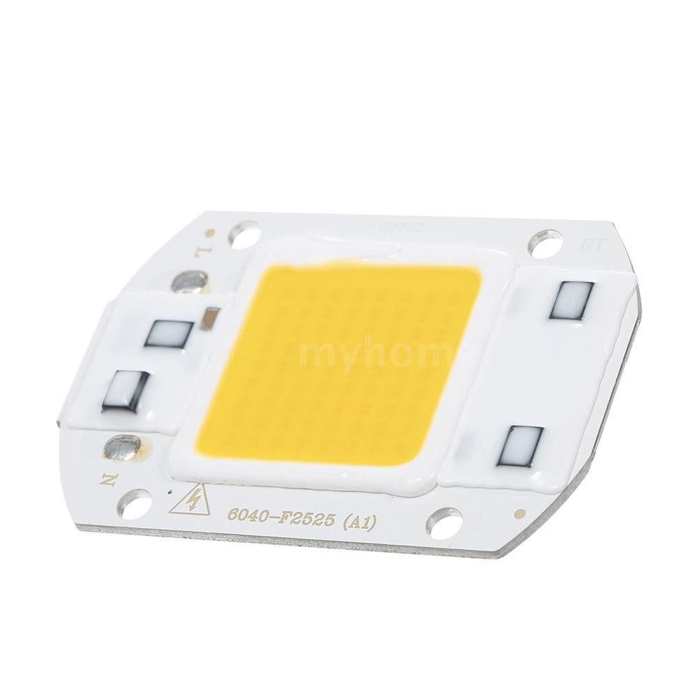 Lighting - 50W AC COB Cast Light White Light Engine 5700K Color Temperature 220V Driver-free LED Light Source - WHITE-50W / WARM WHITE-50W / WHITE-30W / WARM WHITE-30W / WHITE-20W / WARM WHITE-20W