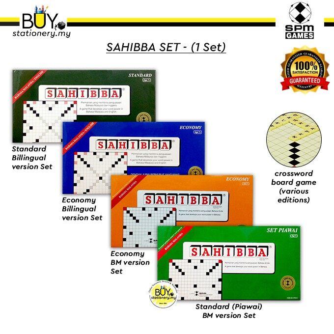 Sahibba Spm Games 100% Original - (SET)