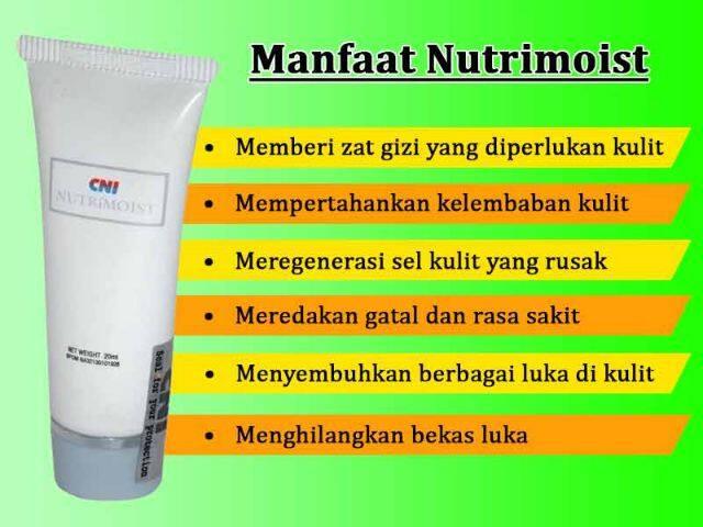 CNI Nutrimoist 50g Scar