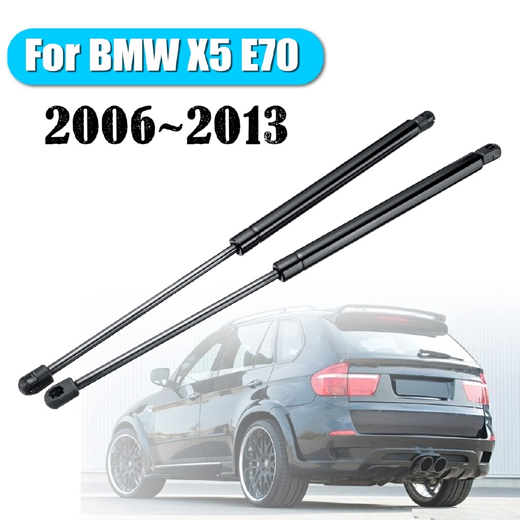 Automotive Tools & Equipment - 1 Pair Tailgate Boot Struts 522 mm 2 mm For BMW X5 E70 20062013 - Car Replacement Parts