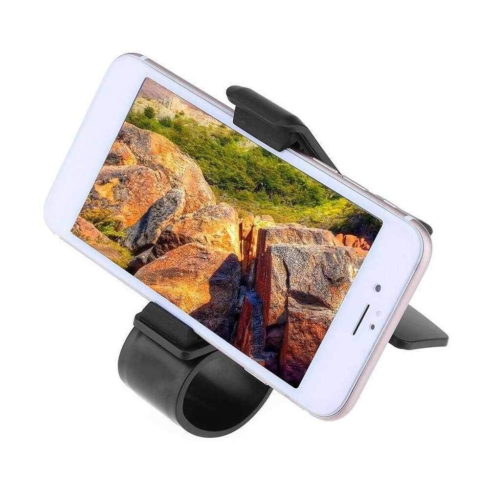 Best Selling Universal Rotatable Phone Holder Adjustable Clip