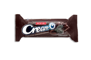 JACK 'n JILL CREAM-O CHOCOLATE 65G