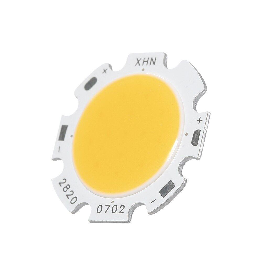 Lighting - DC20-24V COB LED Bead Chip Warm White 7W - WARM WHITE-7W / WHITE-7W / WARM WHITE-5W / WHITE-5W / WARM WHITE-3W / WHITE-3W