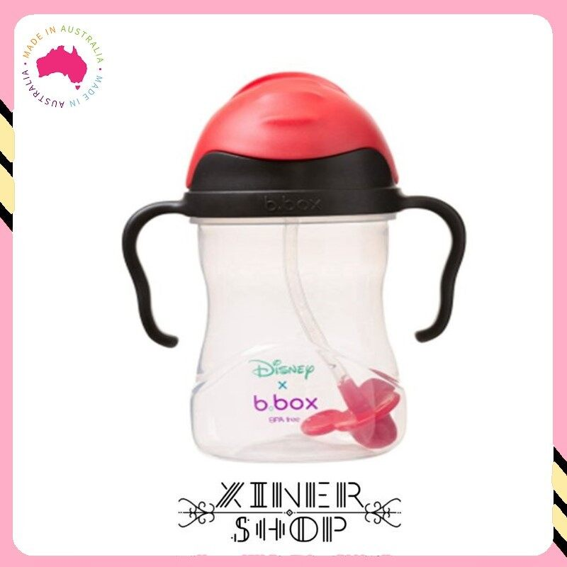 [Pre Order] B.box Disney Sippy Cup: Mickey Mouse ( 240ml )(From Australia)