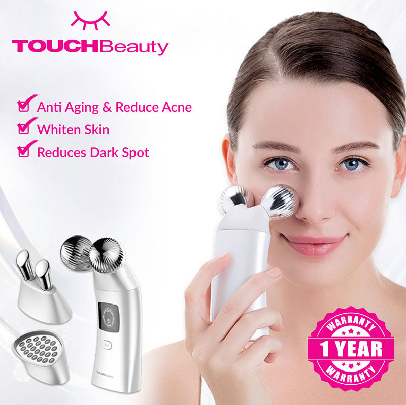 TOUCHBeauty TB-1767 3 in 1 Facial Beauty Device