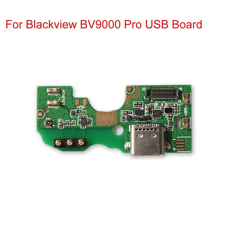 For Blackview BV9000 Pro USB Board Phone Accessories USB Charger Plug Board