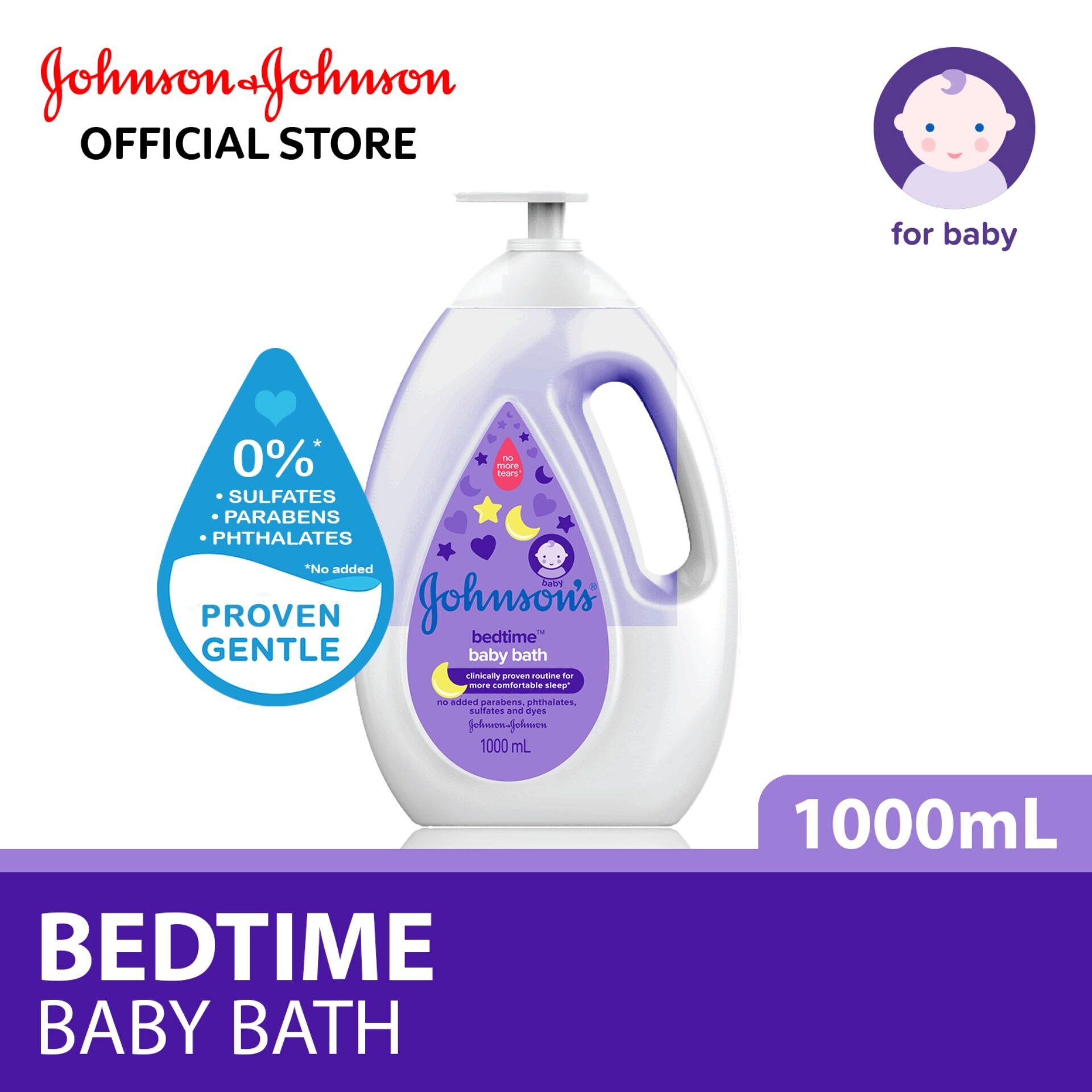 Johnson\'s Baby Bedtime Bath 1000ml