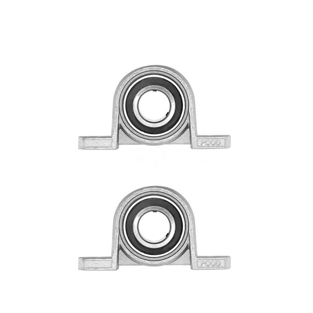 Printers & Projectors - KP001 Bore Diameter 12mm Ball Bearing Pillow Block Self-aligning Bearing Mounted Block 3D - CHROME-KP001-12MM / CHROME-KP000-10MM / CHROME-KP08-8MM / CHROME-KFL002-15MM / CHROME-KFL001-12MM / CHROME-KFL000-10MM / CHROME-KFL08-
