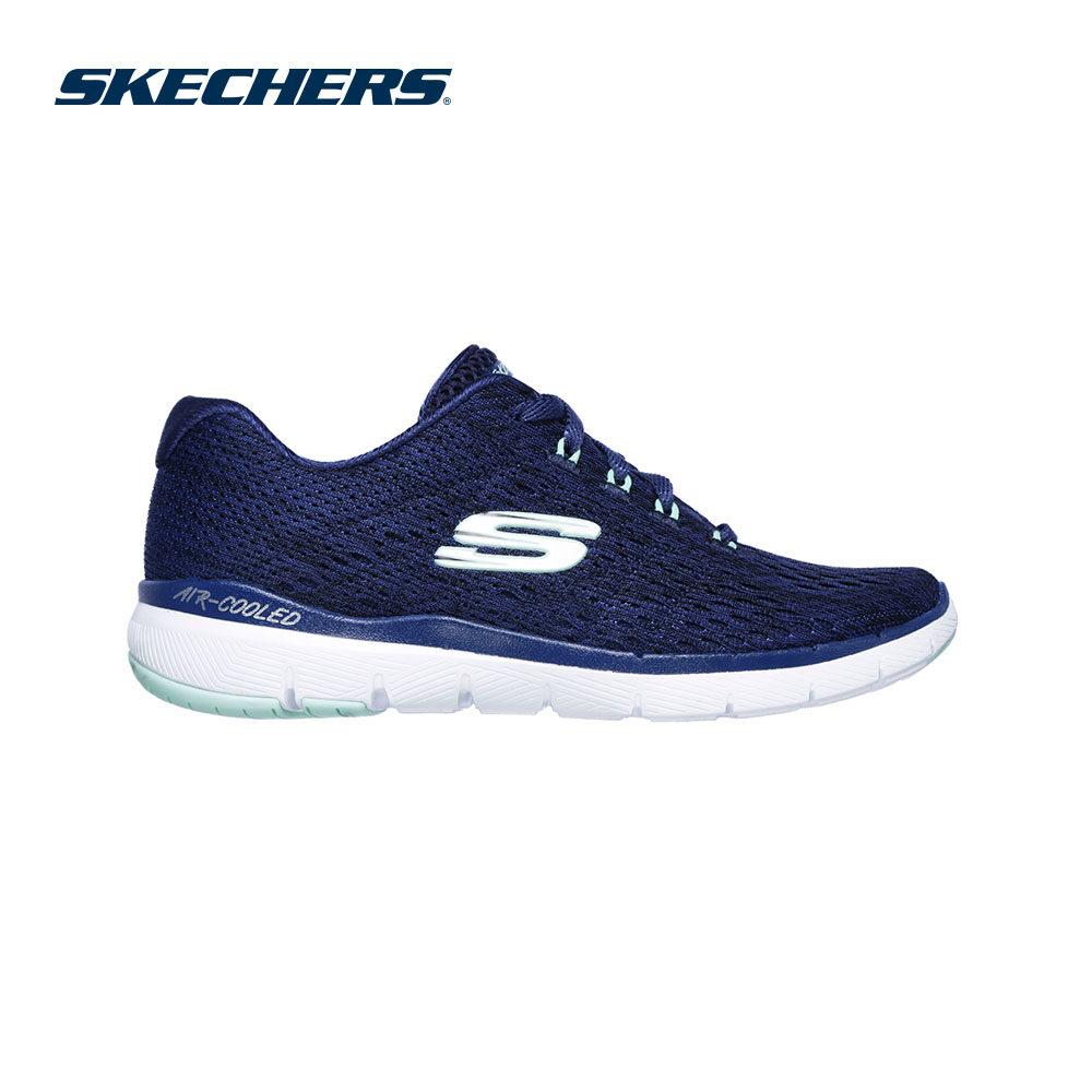 Skechers Women Sport Shoes -13064-NVGR