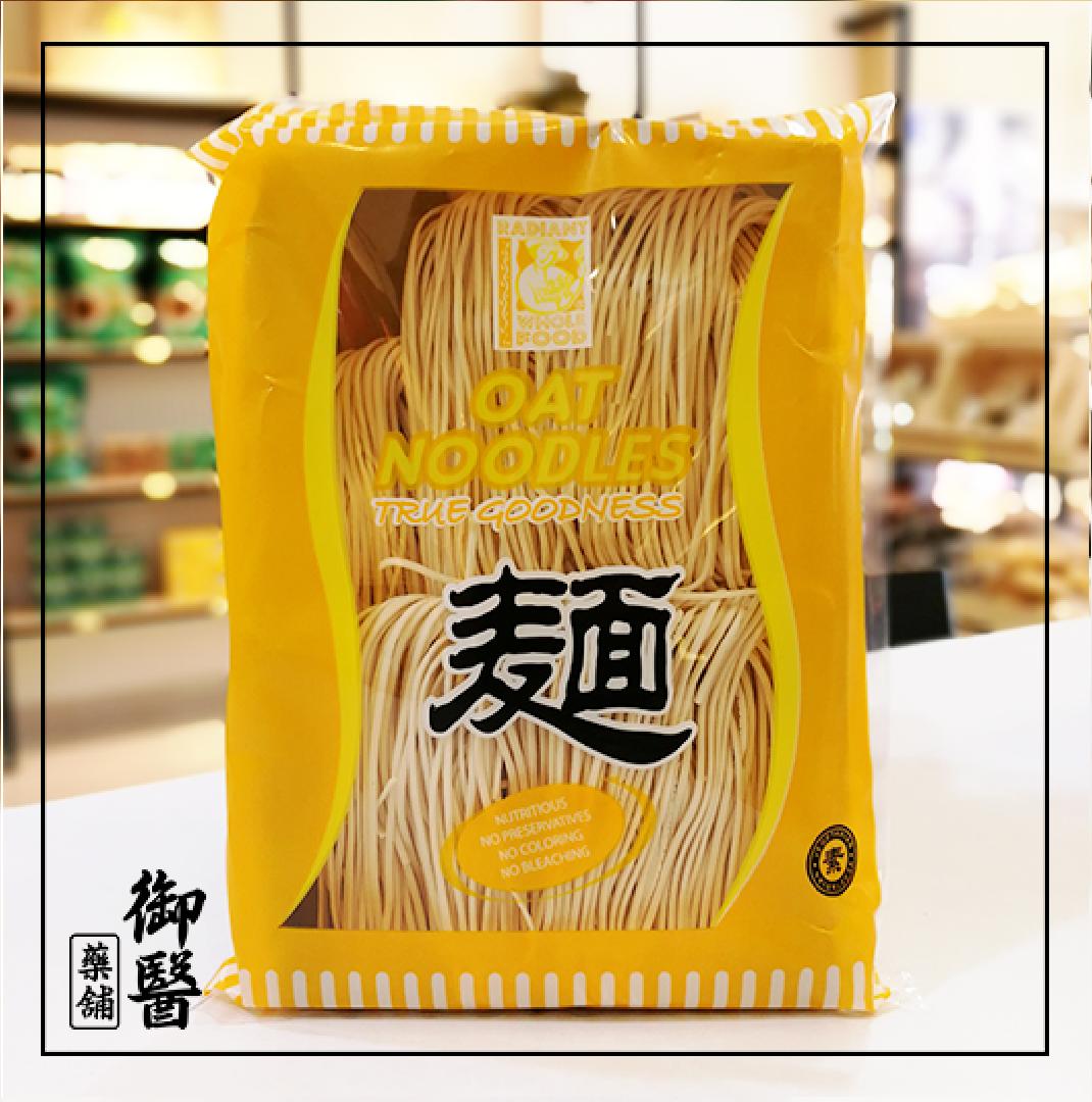 【Radiant】有机燕麦面 Oat Noodles - 250g