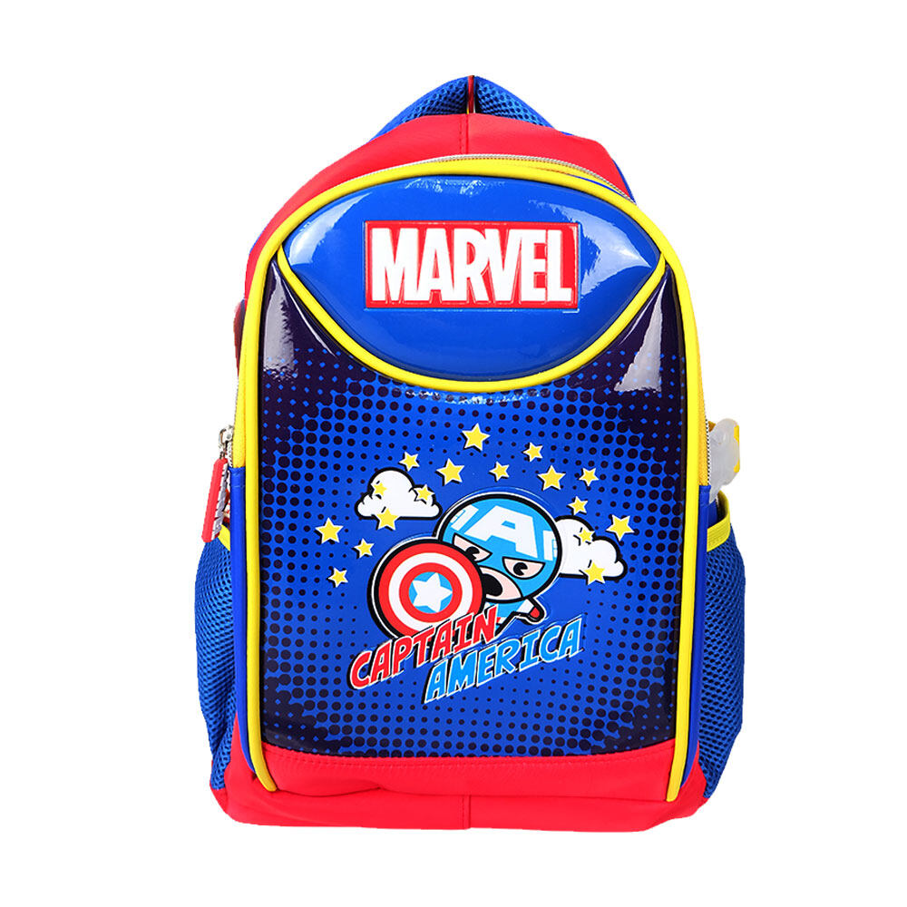 Marvel Kawaii 14 inch Captain America Kindy Backpack VKK2020