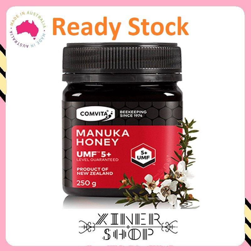 [Ready Stock] Comvita Manuka Honey UMF 5+ MGO 83 ( 250g )(Made In New Zealand)