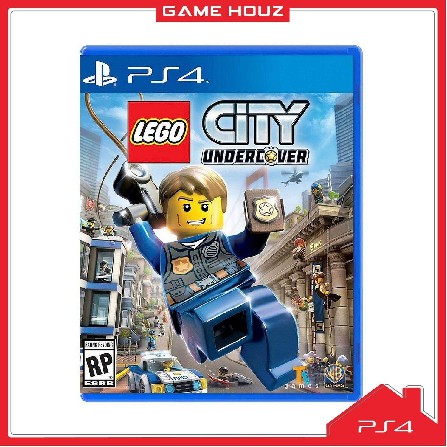 (PS4) LEGO City Undercover (R2/ENG)