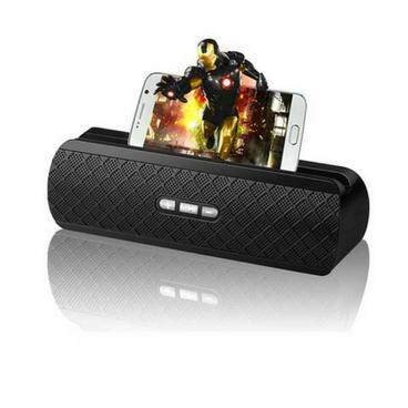 Portable Bluetooth Speaker 206 (Born For Music)  Fresh Import BLACK