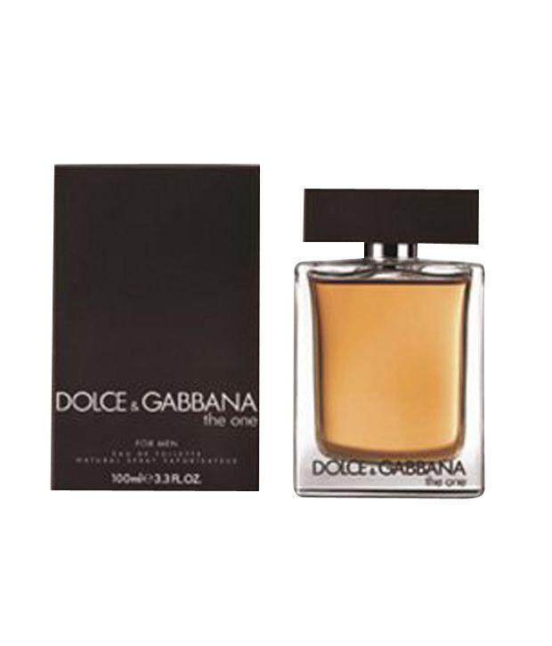 12.12 Special Price Promotion D&G THE ONE PERFUME FOR MEN 100ML