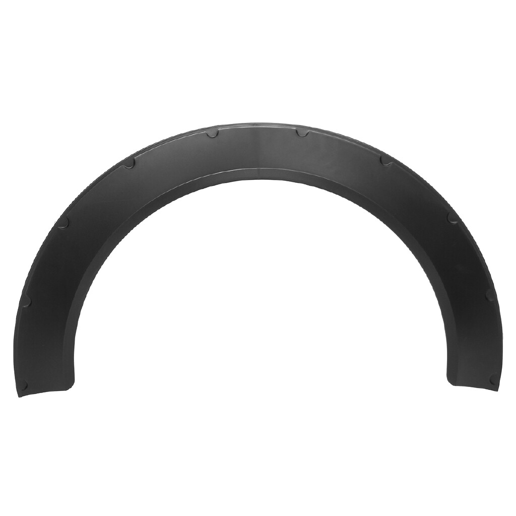 Car Replacement Parts - 2X Universal Car Fender Flares Over Wide Body Wheel Arches ABS 80mm Polyurethane hotestcar - Automotive