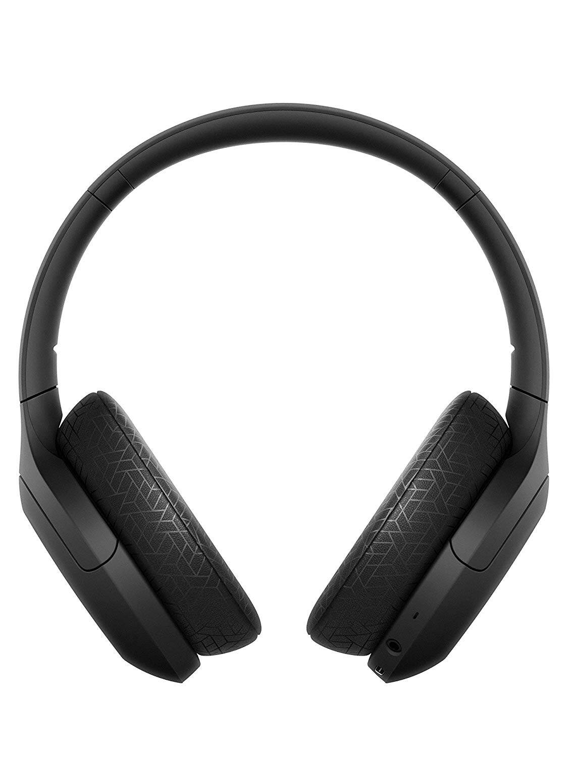 Sony WH-H910N Wireless Noise Cancelling Headphones, 35 Hours Battery Life with Quick Charge, Hi-Res Audio, Touch Control, Black / Blue / Green / Orange / Red