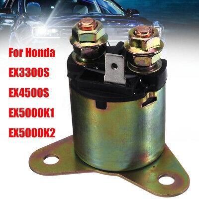 DIY Tools - 12V Generator Starting Motor Relay For Honda EX3300S EX4500S EX5000K1 - Home Improvement