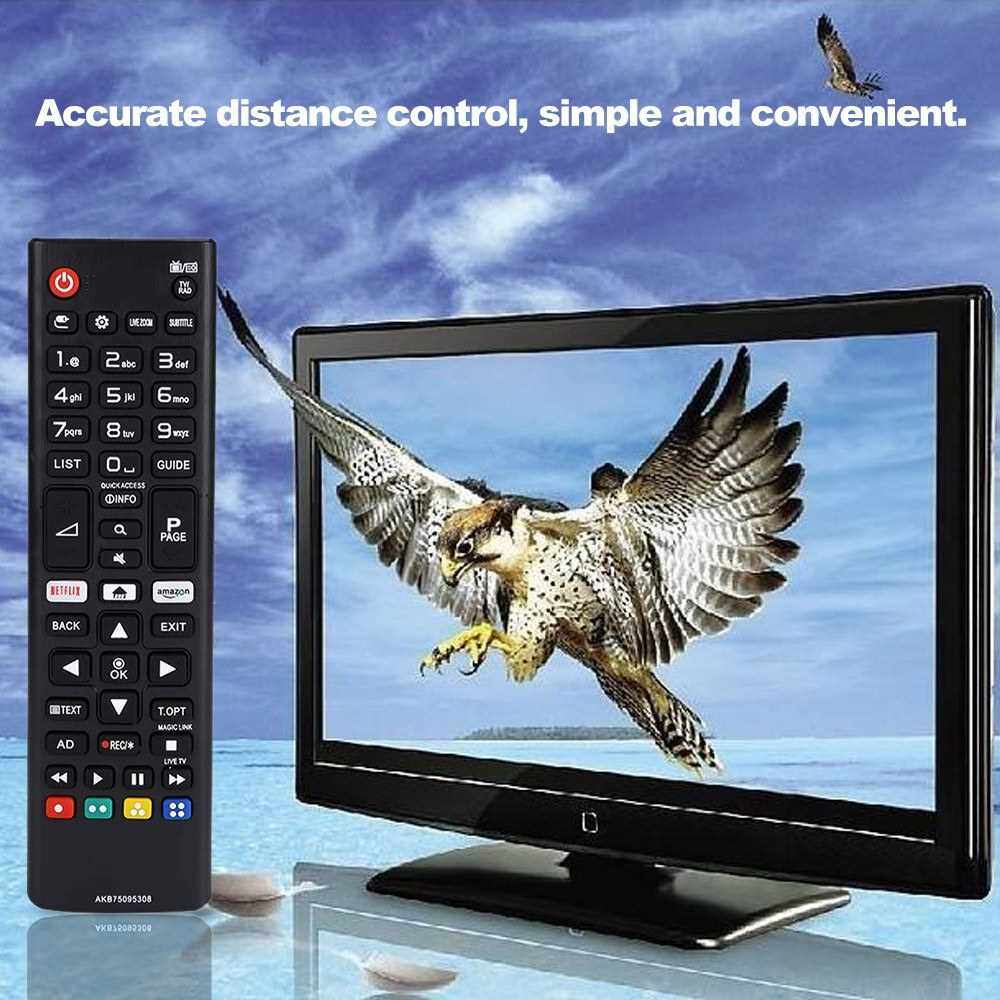 Universal Remote Control AKB75095308 for LG TV LED LCD TV Smart Remote Replacement Controller (Standard)