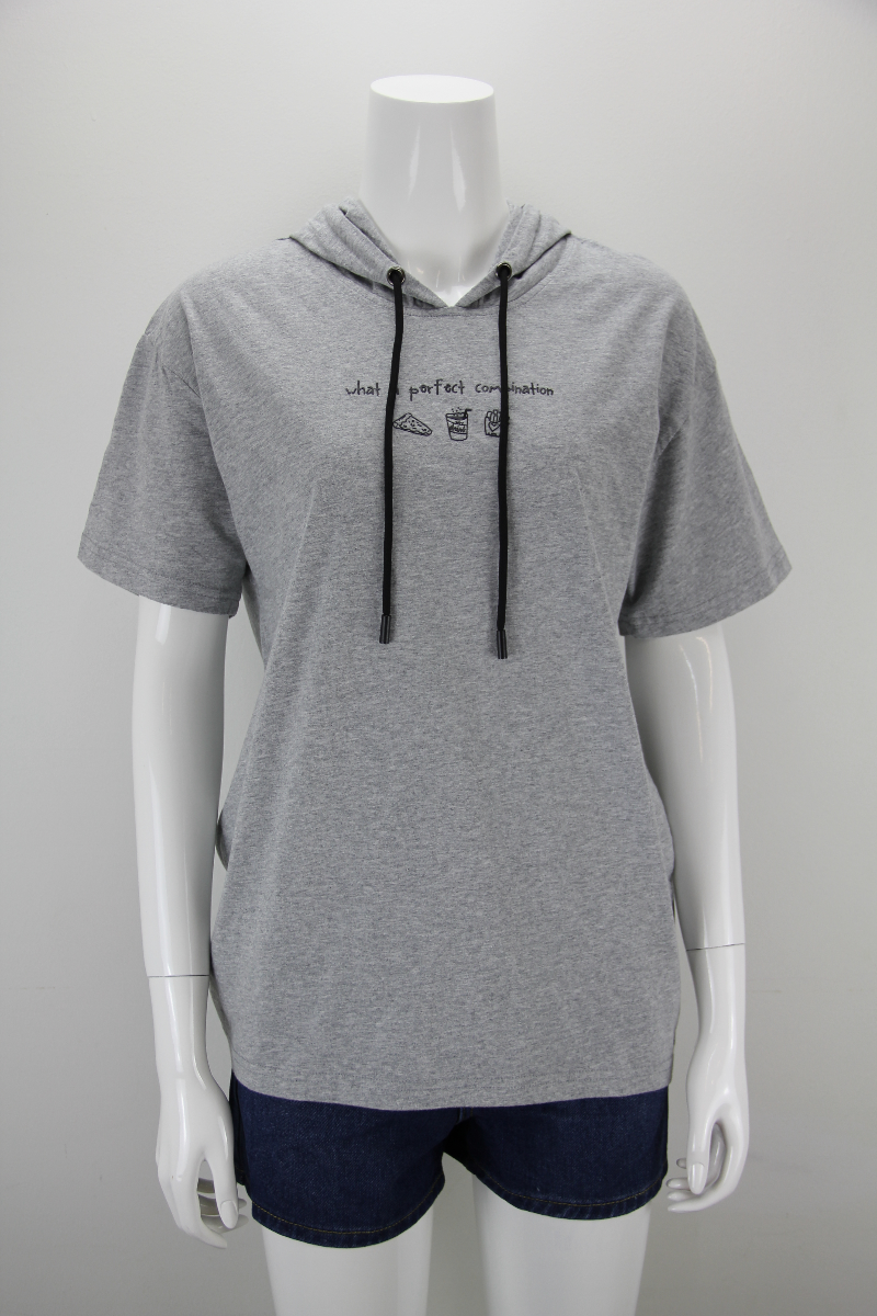 GOGGLES Ladies Hoodie Short Sleeve T-Shirts 022910