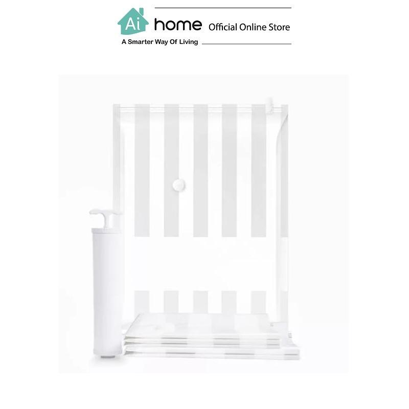 STOSTO Smart Travel PVC Vacuum Bag (11 Pcs Set) [ Ai Home ] STOSTO PVC Bag