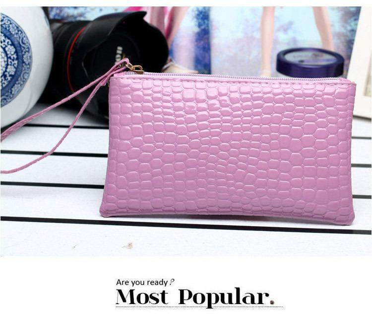 Bolster Store Ladies Women Small Coin Pouches Pouch Storage Makeup Purse Travel Bag