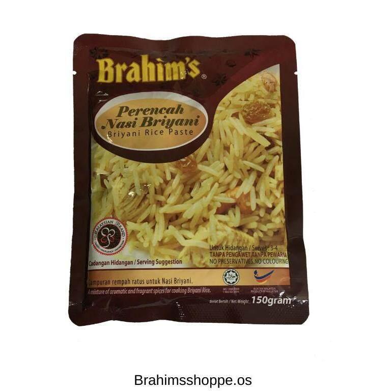 Brahim's Pes Nasi Briyani