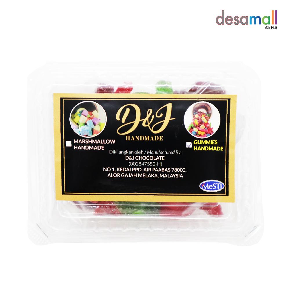 D&J HANDMADE CHOCOLATE Candy Gammy (100g)